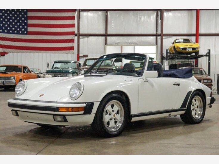 1988 Porsche 911 for sale 101529741
