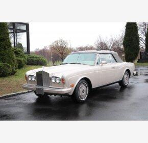 1988 Rolls-Royce Corniche for sale 101301821