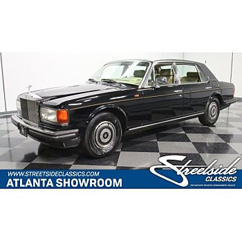 1988 Rolls-Royce Silver Spur for sale 101100249