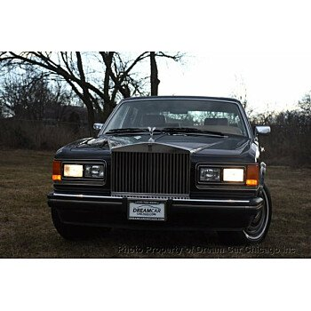 1988 Rolls-Royce Silver Spur for sale 101299618