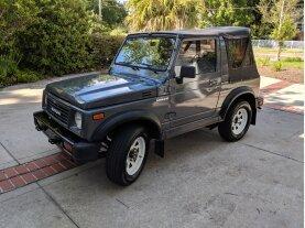 1988 Suzuki Samurai 4WD Soft Top for sale 101267511