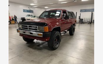 1988 Toyota 4Runner 4WD Deluxe for sale 101382036
