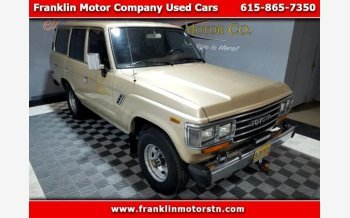 1988 Toyota Land Cruiser for sale 101274270
