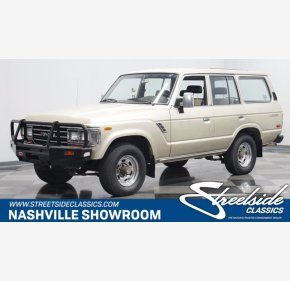 1988 Toyota Land Cruiser for sale 101368214