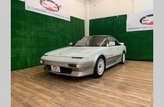 1988 Toyota MR2 Supercharged for sale 101274396