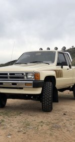 1988 Toyota Pickup 4x4 Xtracab SR5 for sale 101270859