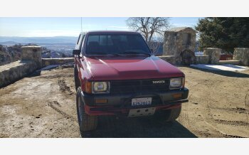 1988 Toyota Pickup 4x4 Xtracab SR5 V6 for sale 101443160