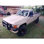 1988 Toyota Pickup 4x4 Regular Cab Deluxe for sale 101621577