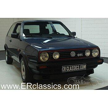 1988 Volkswagen Golf for sale 101599637