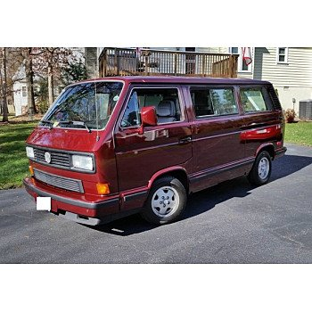 1988 Volkswagen Vanagon GL for sale 101042537