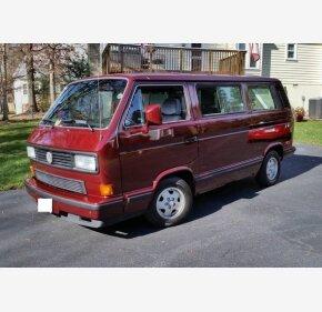 1988 Volkswagen Vanagon GL for sale 101042537