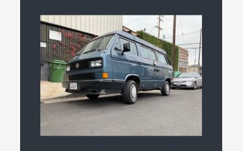 1988 Volkswagen Vanagon GL Camper for sale 101251513