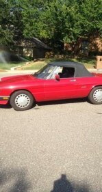 1989 Alfa Romeo Spider Graduate for sale 100787618