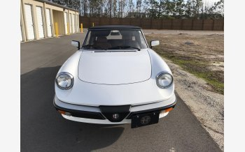 1989 Alfa Romeo Spider Veloce for sale 101163993