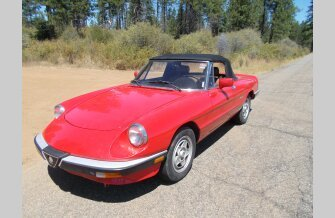 1989 Alfa Romeo Spider Veloce for sale 101288805