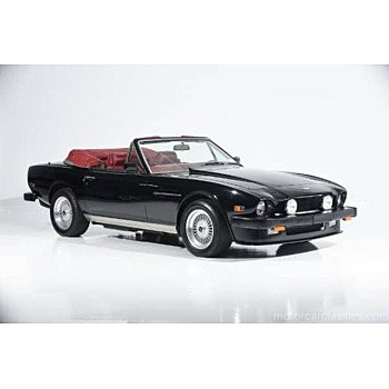 1989 Aston Martin V8 Vantage Volante for sale 100974723
