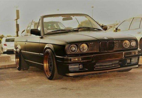 1992 Bmw 325i Convertible Parts