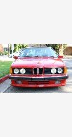 1989 BMW 635CSi for sale 101162861