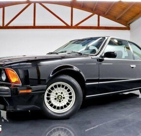 1989 BMW 635CSi Coupe for sale 101166620
