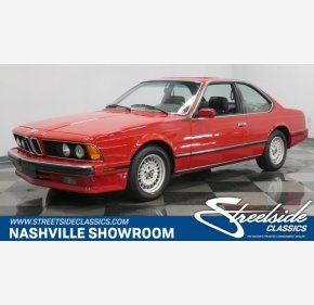 1989 BMW 635CSi Coupe for sale 101172437