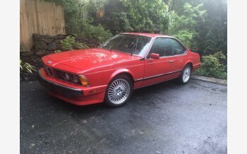 1989 BMW 635CSi Coupe for sale 101361535