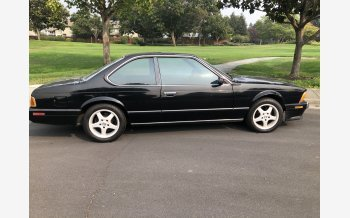 1989 BMW 635CSi Coupe for sale 101384762