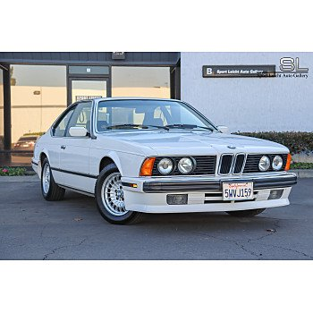 1989 BMW 635CSi Coupe for sale 101420732