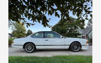 1989 BMW 635CSi Coupe for sale 101629237