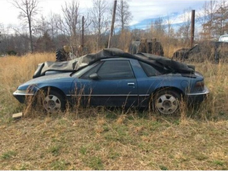 1989 Buick Reatta for sale 100827258