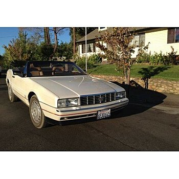 1989 Cadillac Allante for sale 100924767