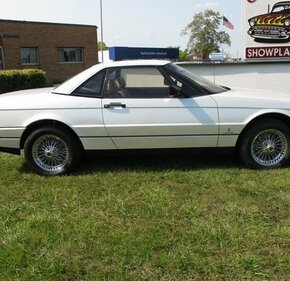 1989 Cadillac Allante for sale 101229750