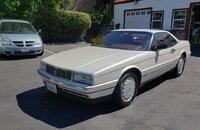 1989 Cadillac Allante for sale 101400804