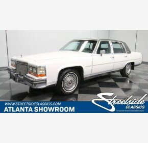 1989 Cadillac Brougham for sale 101062650