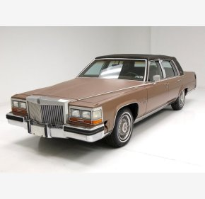 1989 Cadillac Brougham for sale 101119011