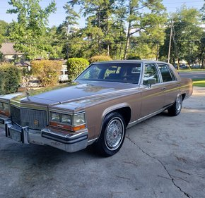 1989 Cadillac Brougham for sale 101195443