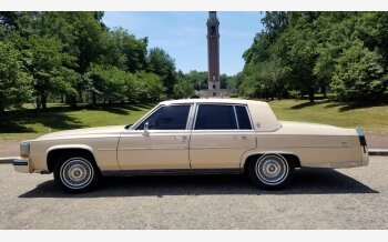 1989 Cadillac Brougham for sale 101223344