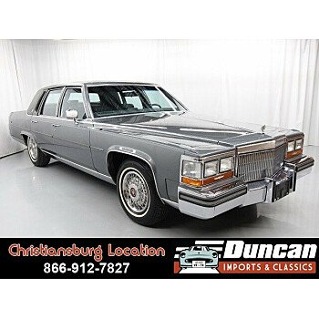 1989 Cadillac Brougham for sale 101224124