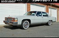 1989 Cadillac Brougham for sale 101241977