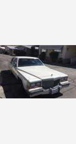 1989 Cadillac Brougham for sale 101264291