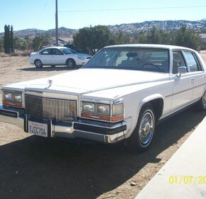 1989 Cadillac Brougham for sale 101316250