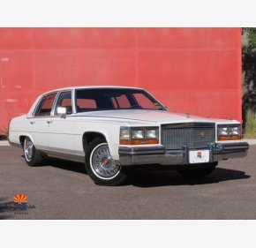 1989 Cadillac Brougham for sale 101422683