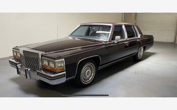 1989 Cadillac Brougham for sale 101555725