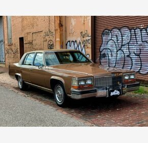 1989 Cadillac Fleetwood for sale 101276206