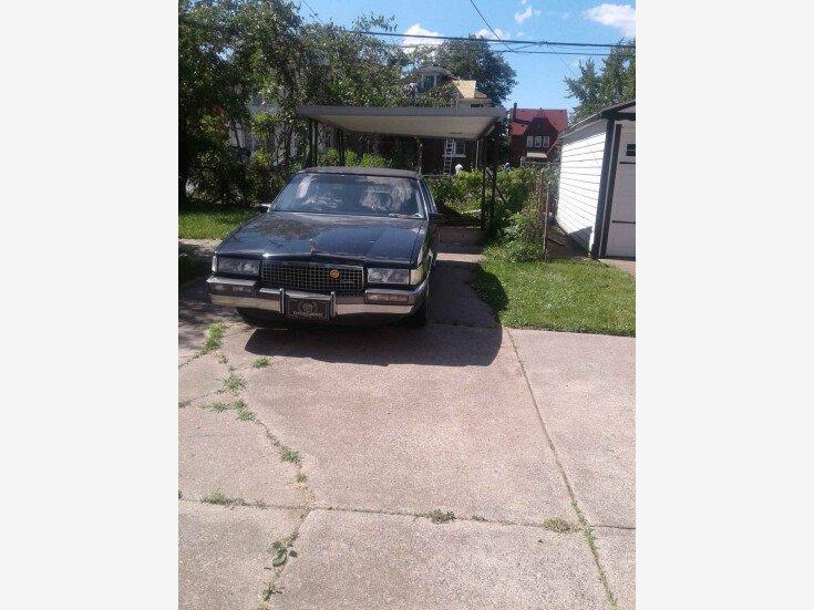 1989 Cadillac Fleetwood Sedan for sale 101566408
