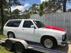 1989 Chevrolet Blazer for sale 100998627