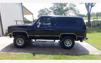 1989 Chevrolet Blazer 4WD for sale 101205644
