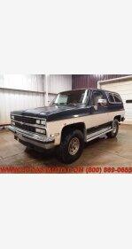 1989 Chevrolet Blazer 4WD for sale 101251493
