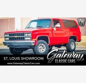 1989 Chevrolet Blazer 4WD for sale 101254053