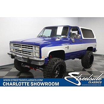 1989 Chevrolet Blazer for sale 101274337