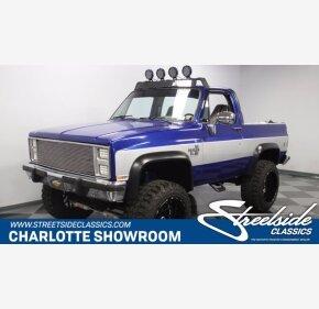 1989 Chevrolet Blazer for sale 101397109
